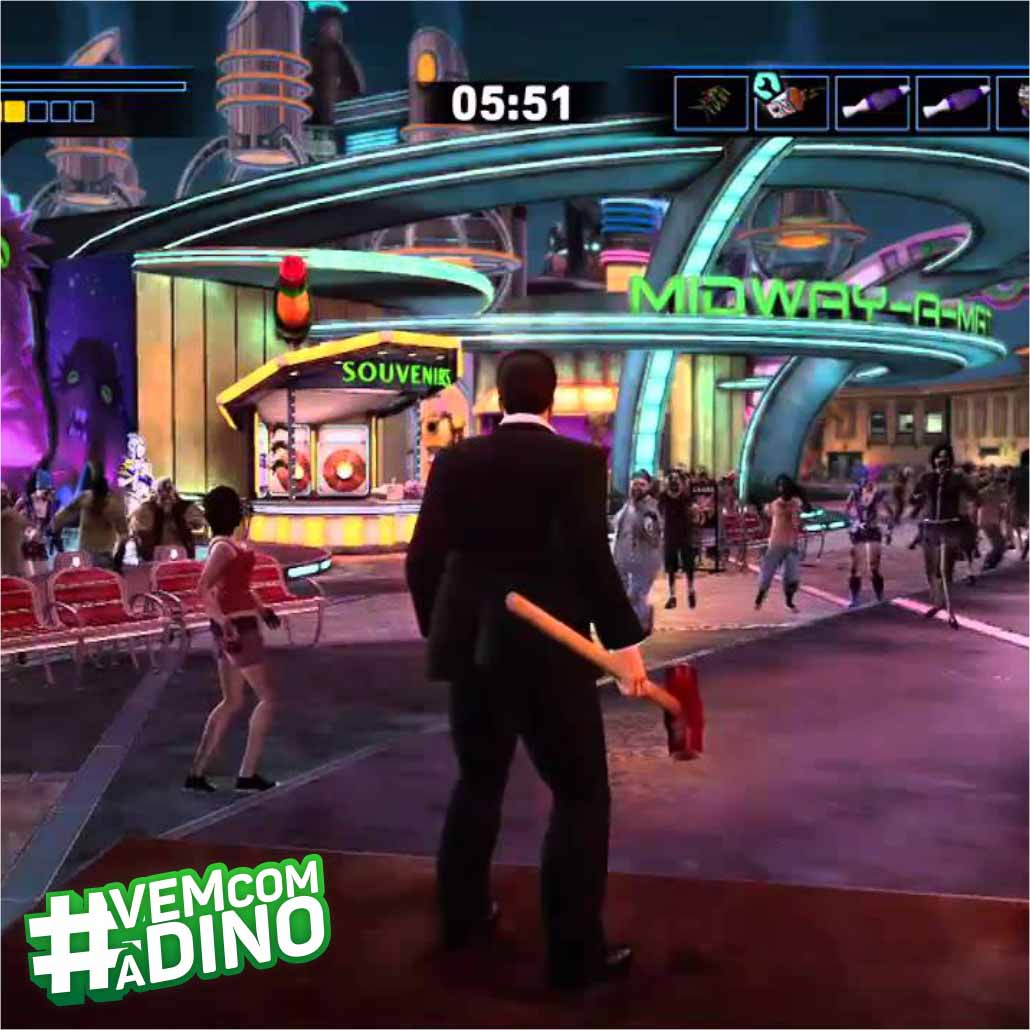 Dead Rising 2 Off the Record - PS3