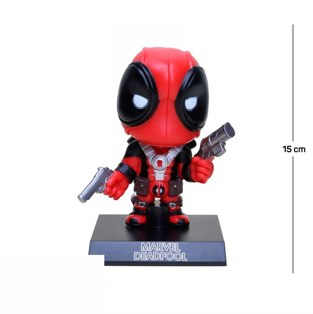 Deadpool Loose Head 11CM PVC