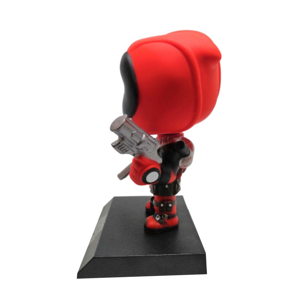 Figure Bobble Head Deadpool - Marvel - 11CM
