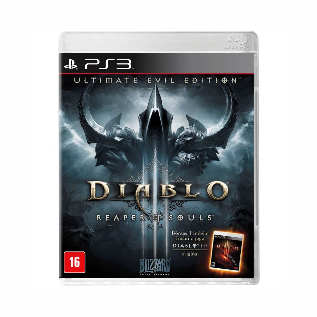 Diablo 3 Reaper of Souls - PS3