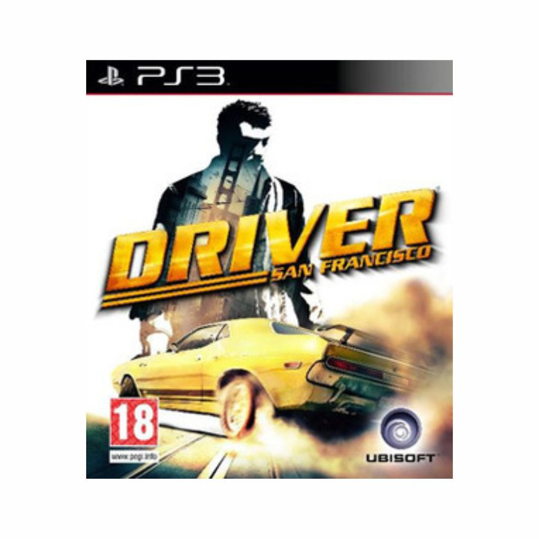 Driver San Francisco - PS3