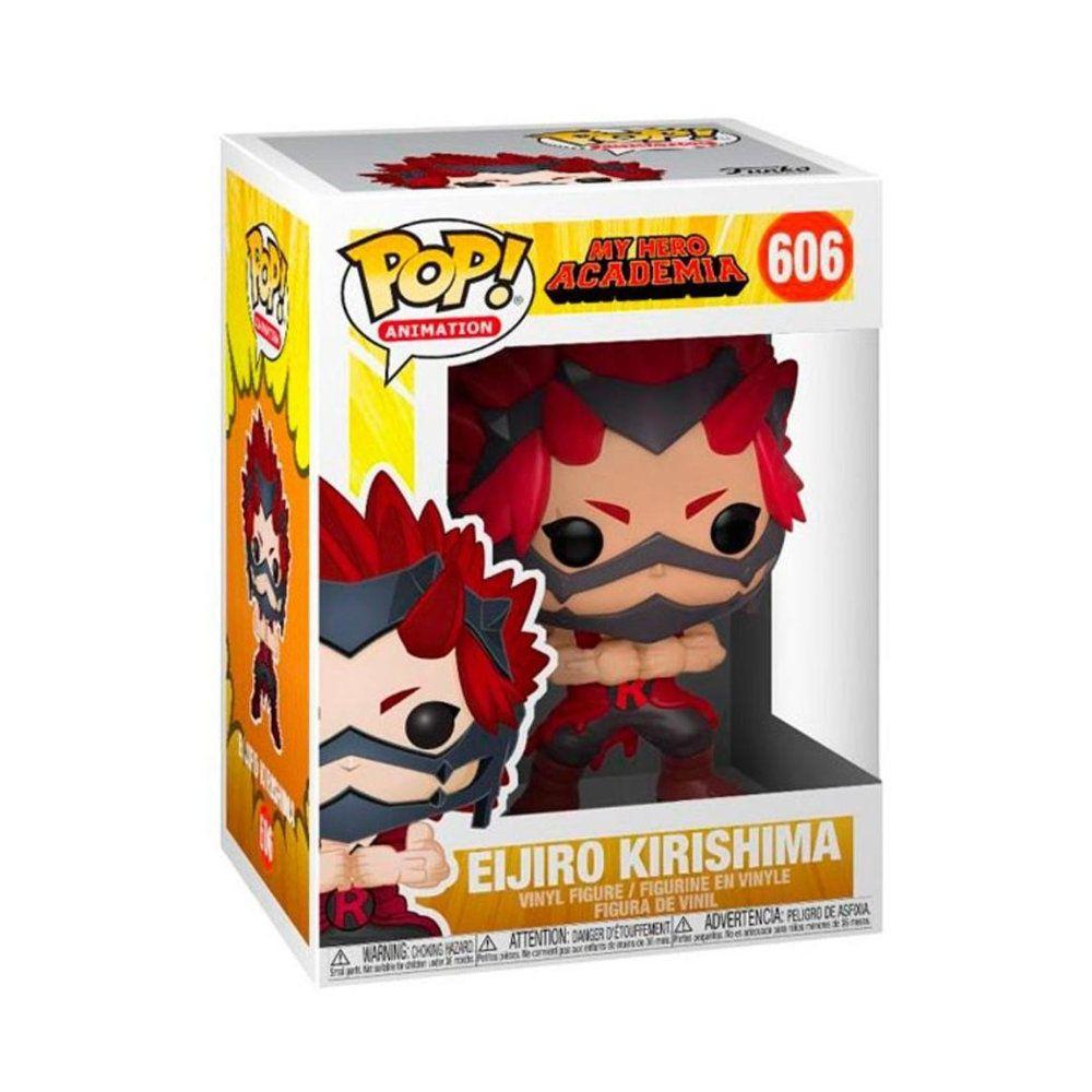POP! Funko - Eijiro Kirishima 606 - My Hero Academia