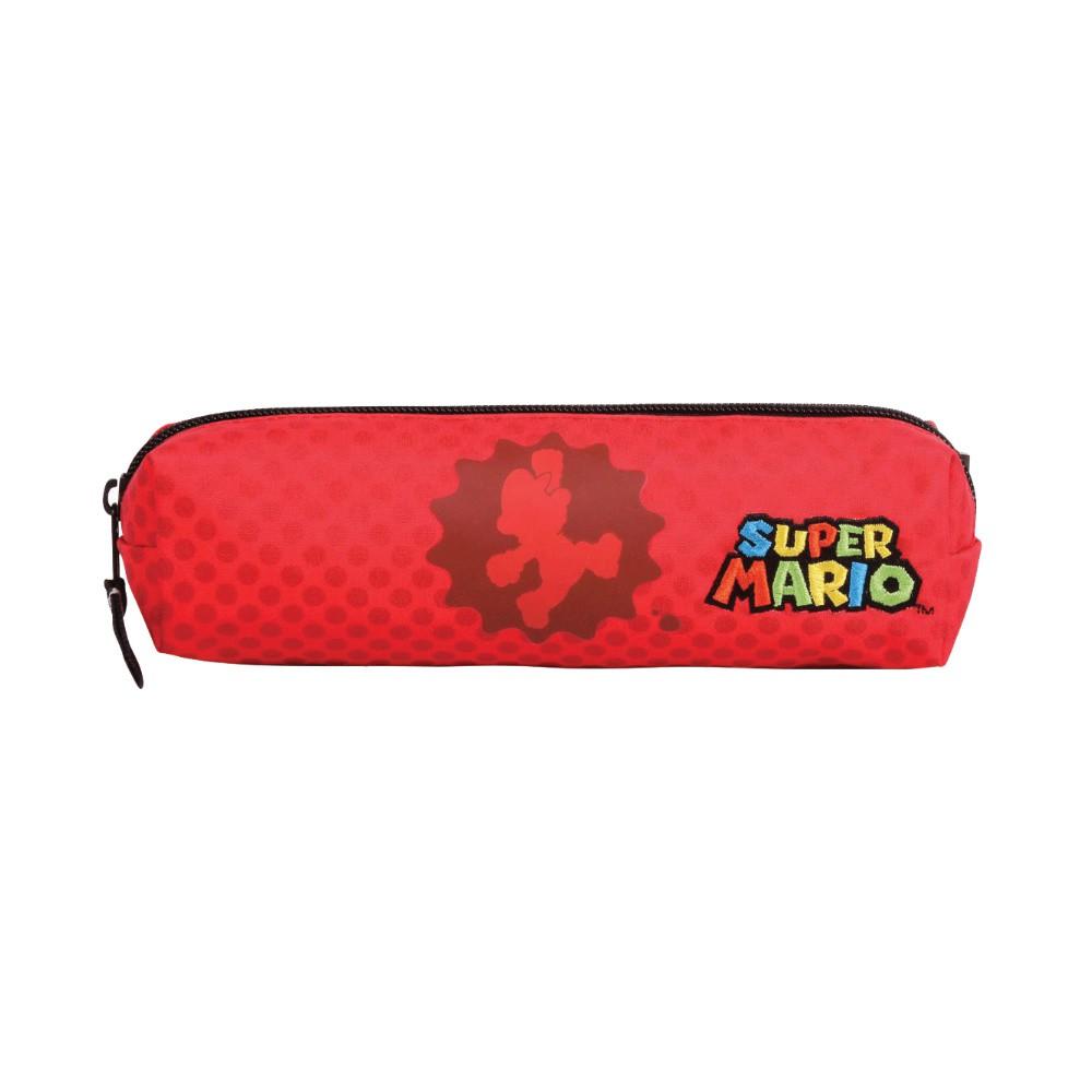 Estojo Soft - Super Mario - Poliéster