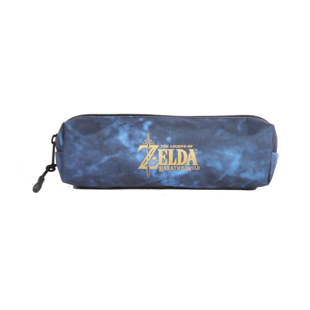 Estojo Soft - The Legend of Zelda Breath of The Wild - Poliéster