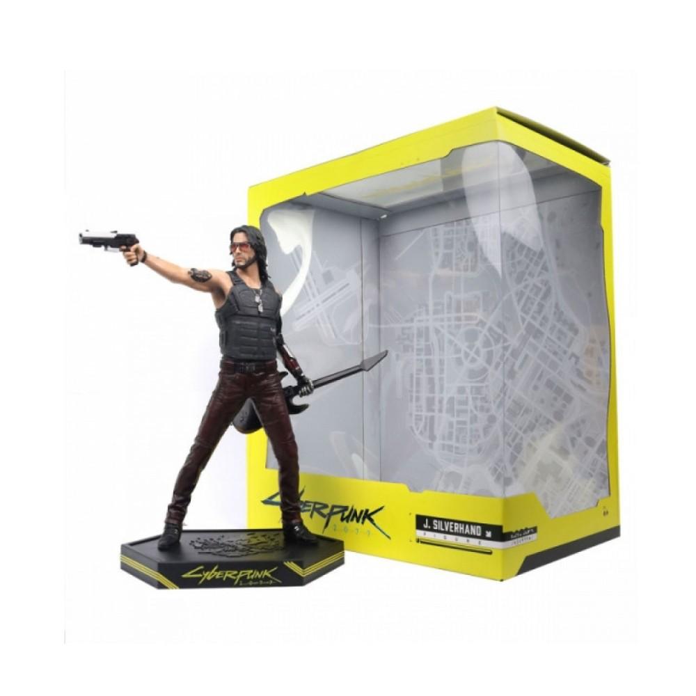 Figure Cyberpunk 2077 - Johnny Silverhand 23,5CM