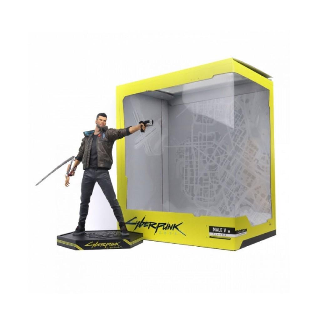 Figure Cyberpunk 2077 - Male V 23,5CM