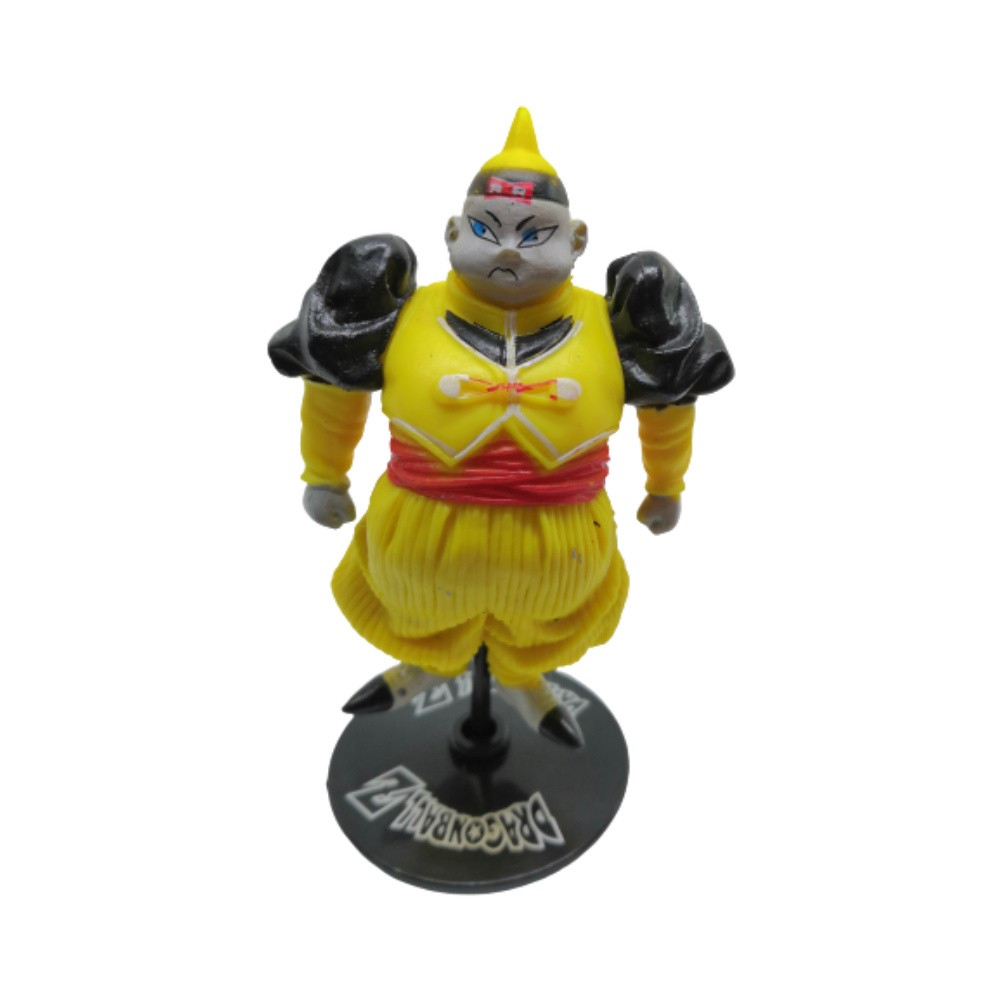 Figure Android 19 - Dragon Ball Z DBZ - 10CM