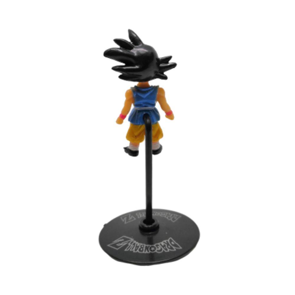 Figure Goku Criança - Dragon Ball Z DBZ - 9CM