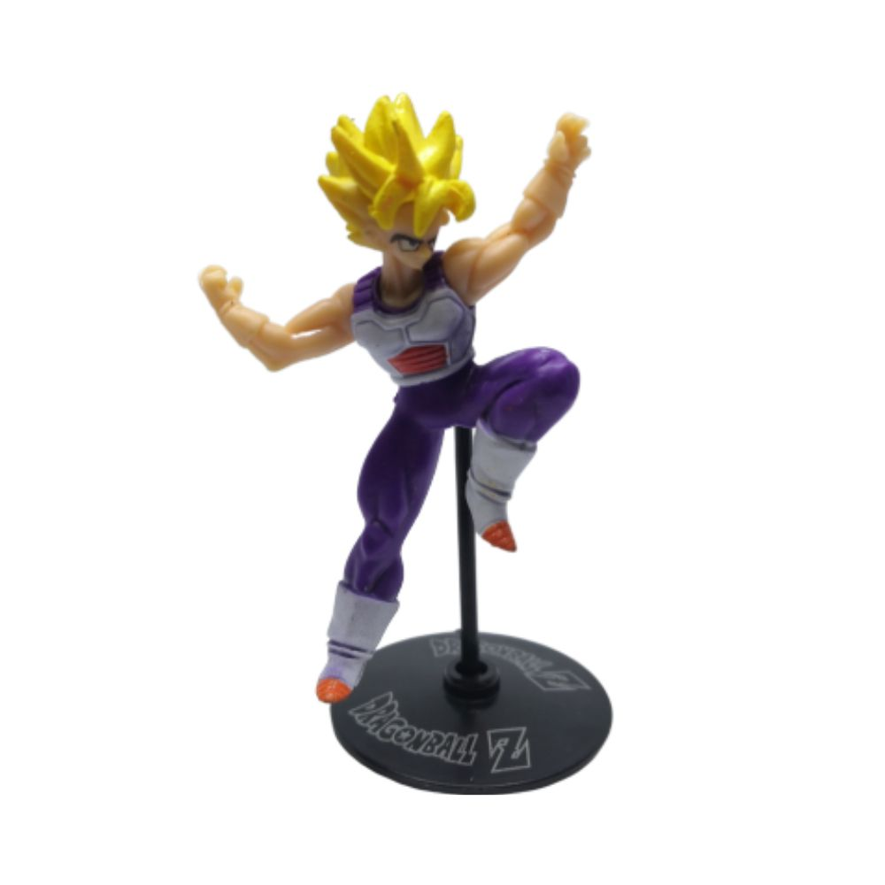 Figure Trunks SSJ - Dragon Ball Z DBZ - 10CM