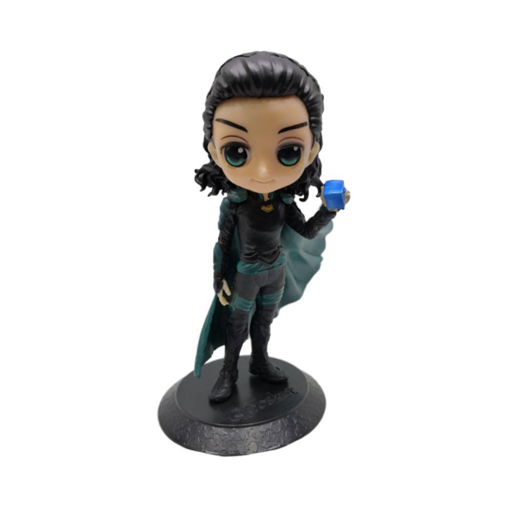 Figure Loki - Marvel Vingadores - 14CM