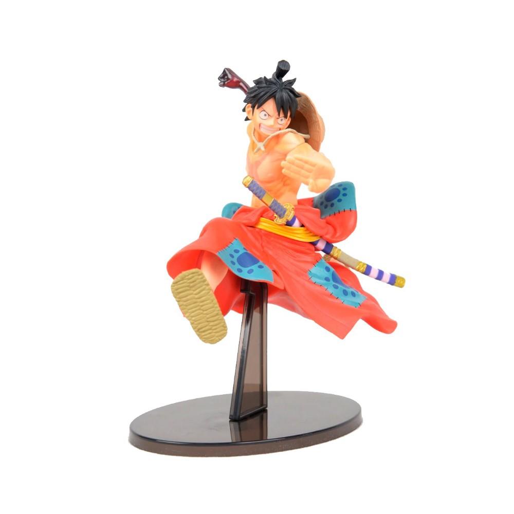 Figure Luffy One Piece Banpresto 14CM