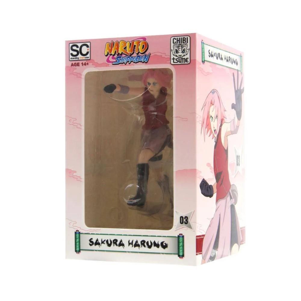 Figure Sakura Naruto Shippudem Chibi Tsume 15CM