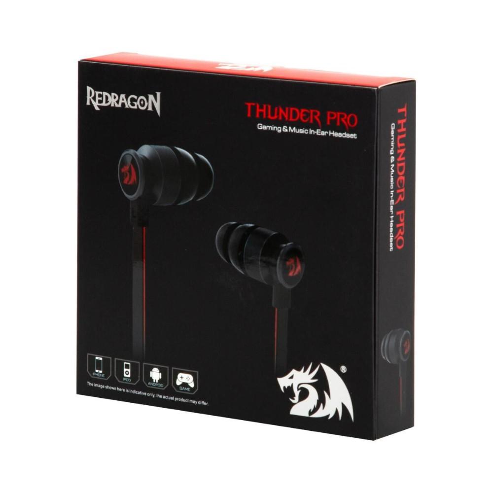 Fone De Ouvido Gamer Redragon Thunder Pro E200 P3