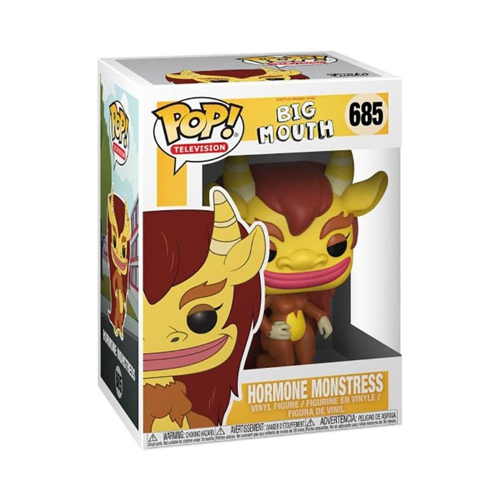 POP! Funko - Hormone Monstress 685 - Big Mouth