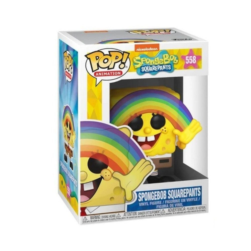 POP! Funko - Spongebob Squarepants 558 - Spongebob Squarepants
