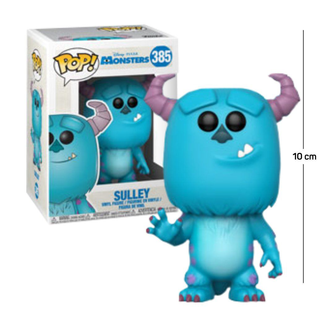 Funko Pop Monstros S.A Sulley