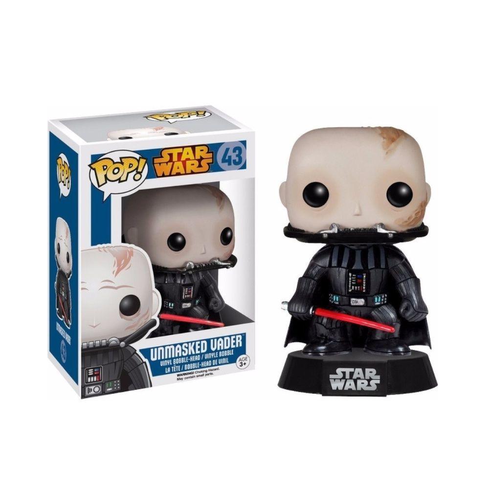 Unmasked Vader 43 - Star Wars - POP! Funko