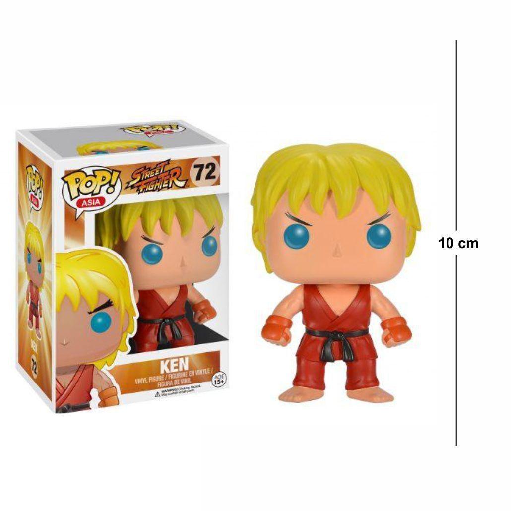 Funko Pop Street Fighter Ken