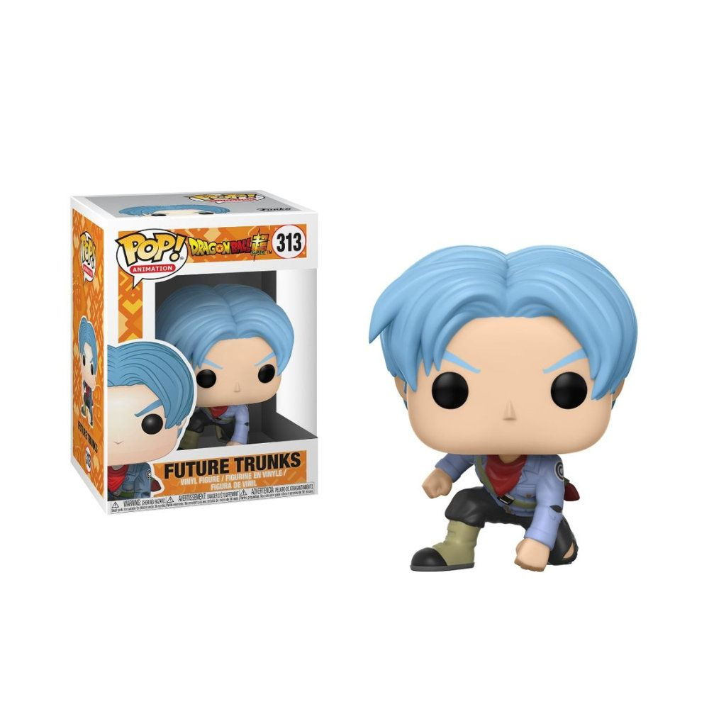 POP! Funko - Future Trunks 313 - Dragon Ball Z Super