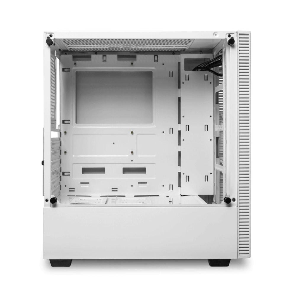 Gabinete Gamer T-Dagger Cube Branco T-TGC305B
