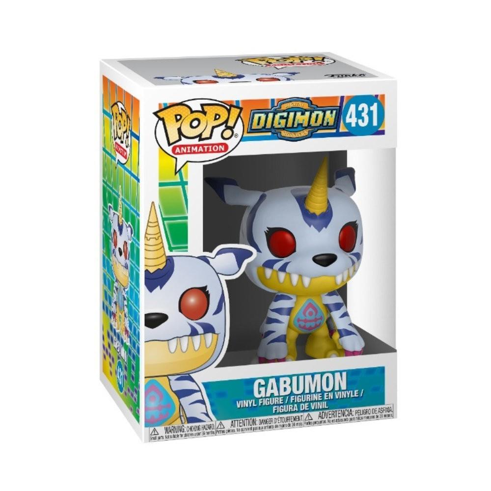 POP! Funko - Gabumon 431 - Digimon