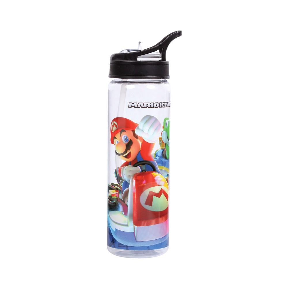 Garrafa Acrílico Mario Kard - Super Mario - 670ML