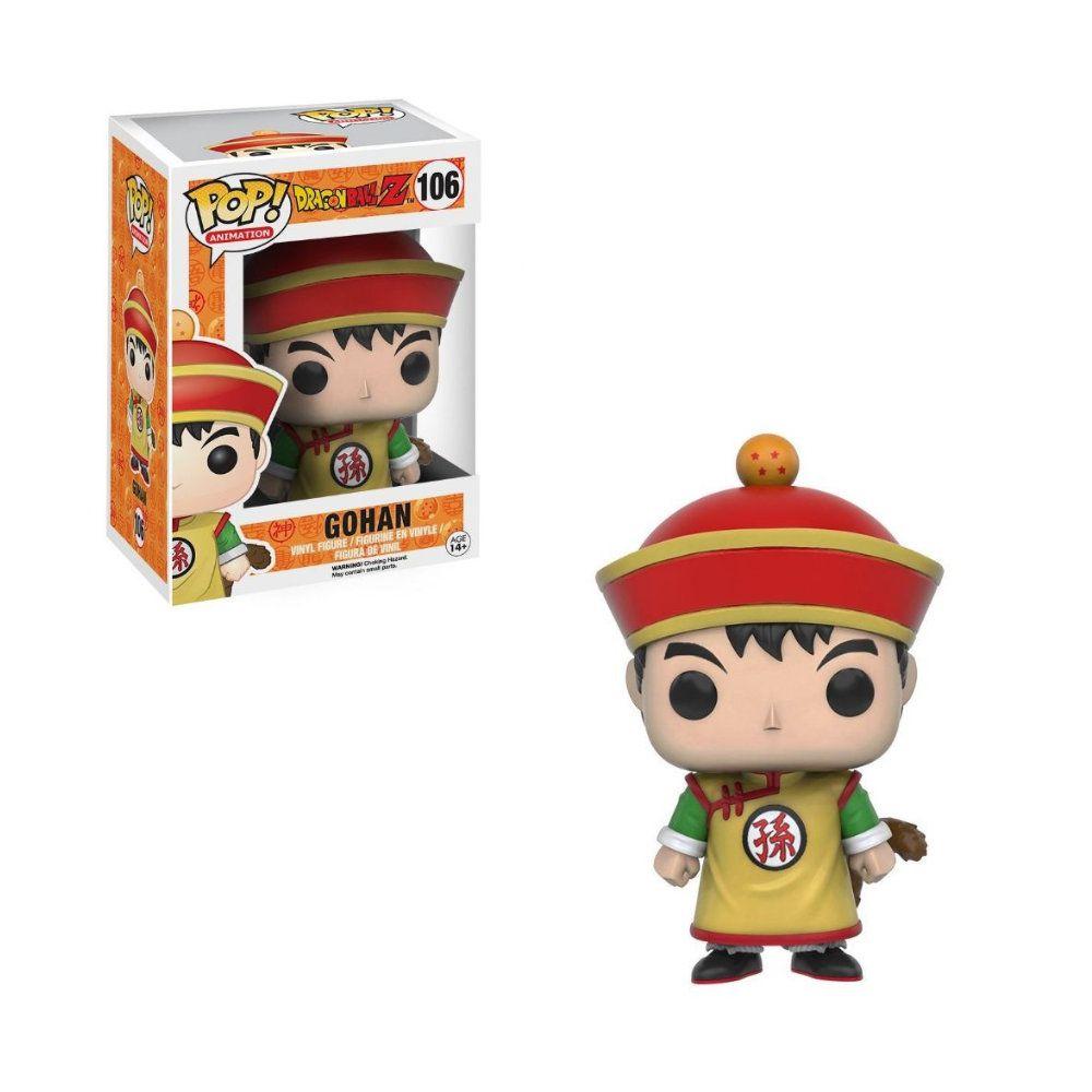 POP! Funko - Gohan 106 - Dragon Ball Z