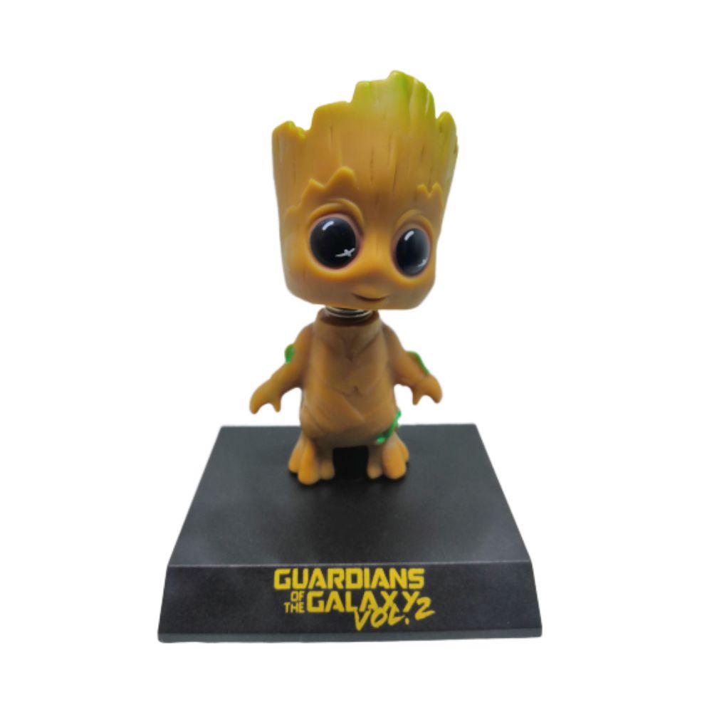 Figure Bobble Head Groot - Vingadores Marvel - 11CM