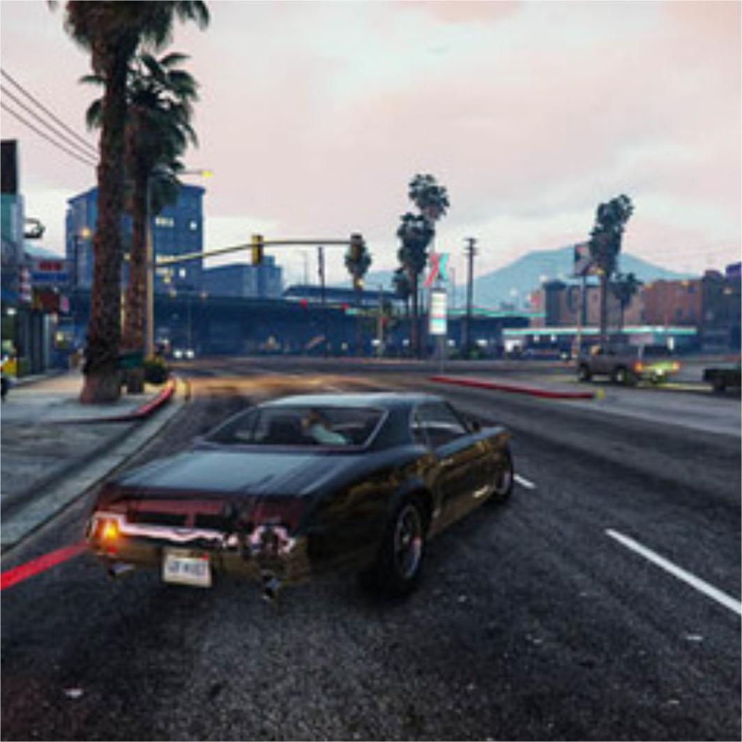 GTA Grand Theft Auto V  - PS3