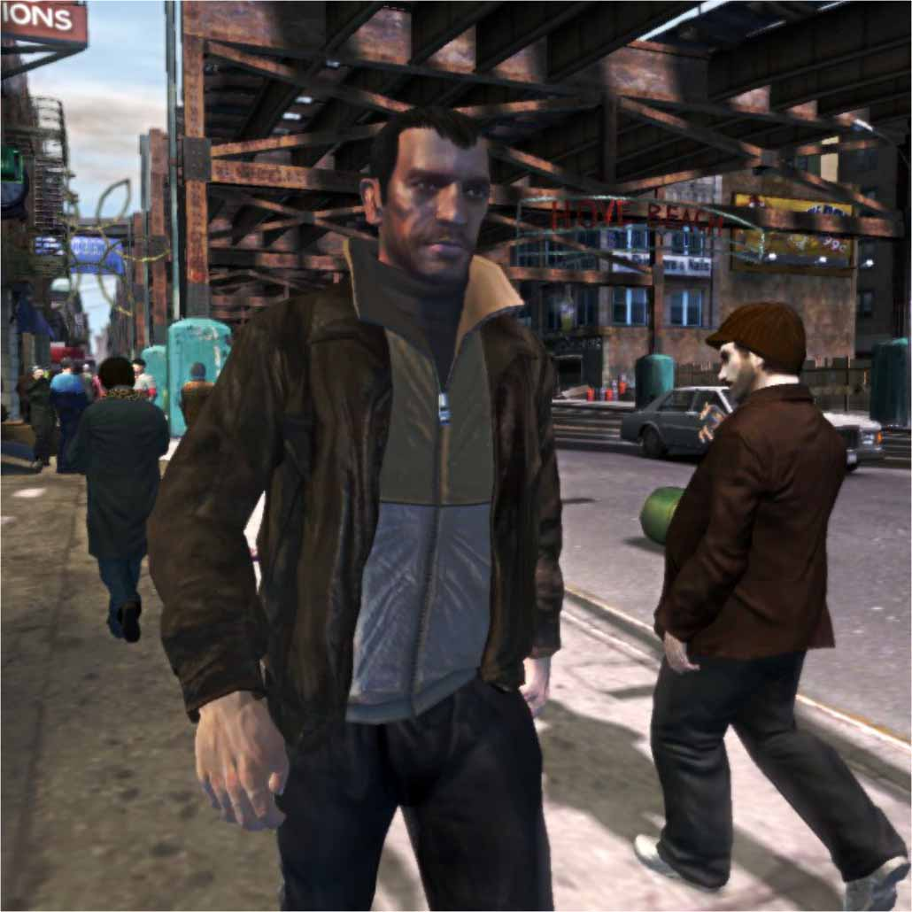 GTA IV / Grand Theft Auto IV -PS3