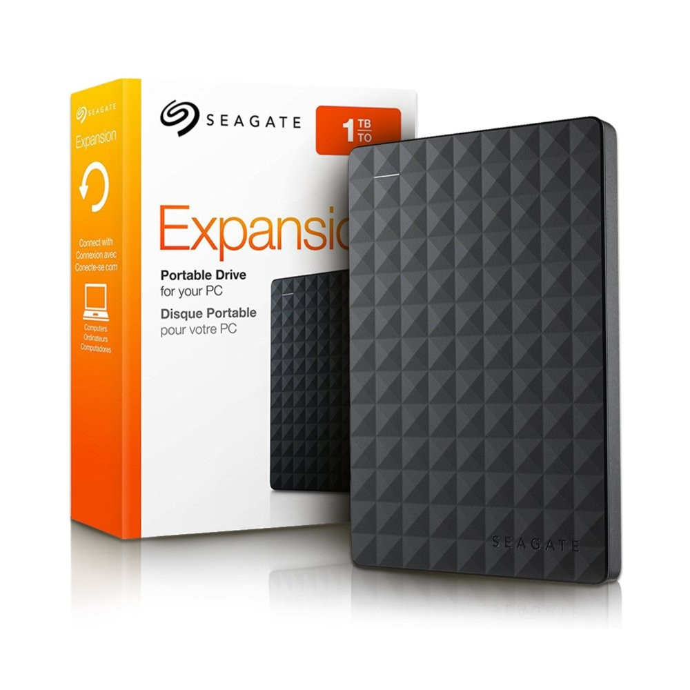 HD Externo Expansion Seagate 3.0 1TB