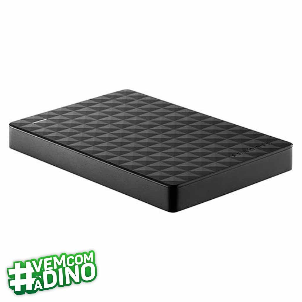 HD Externo Portátil Seagate Expansion 1TB