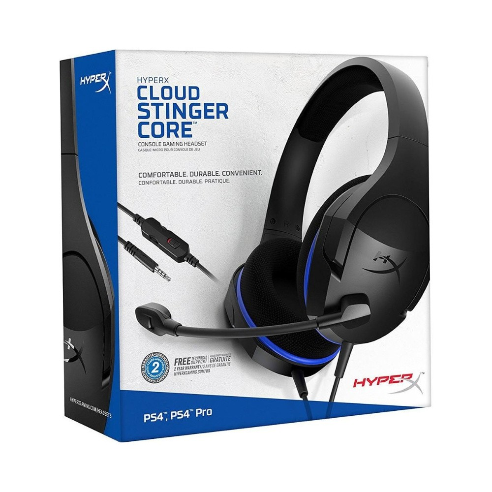 Headset Gamer HyperX Cloud Stinger Core P3