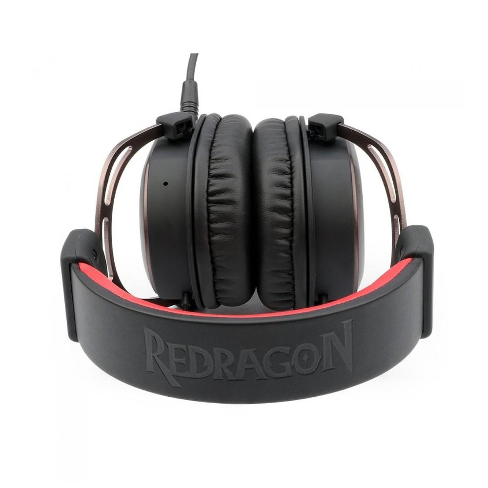 Headset Gamer Redragon Helios 7.1 Surround