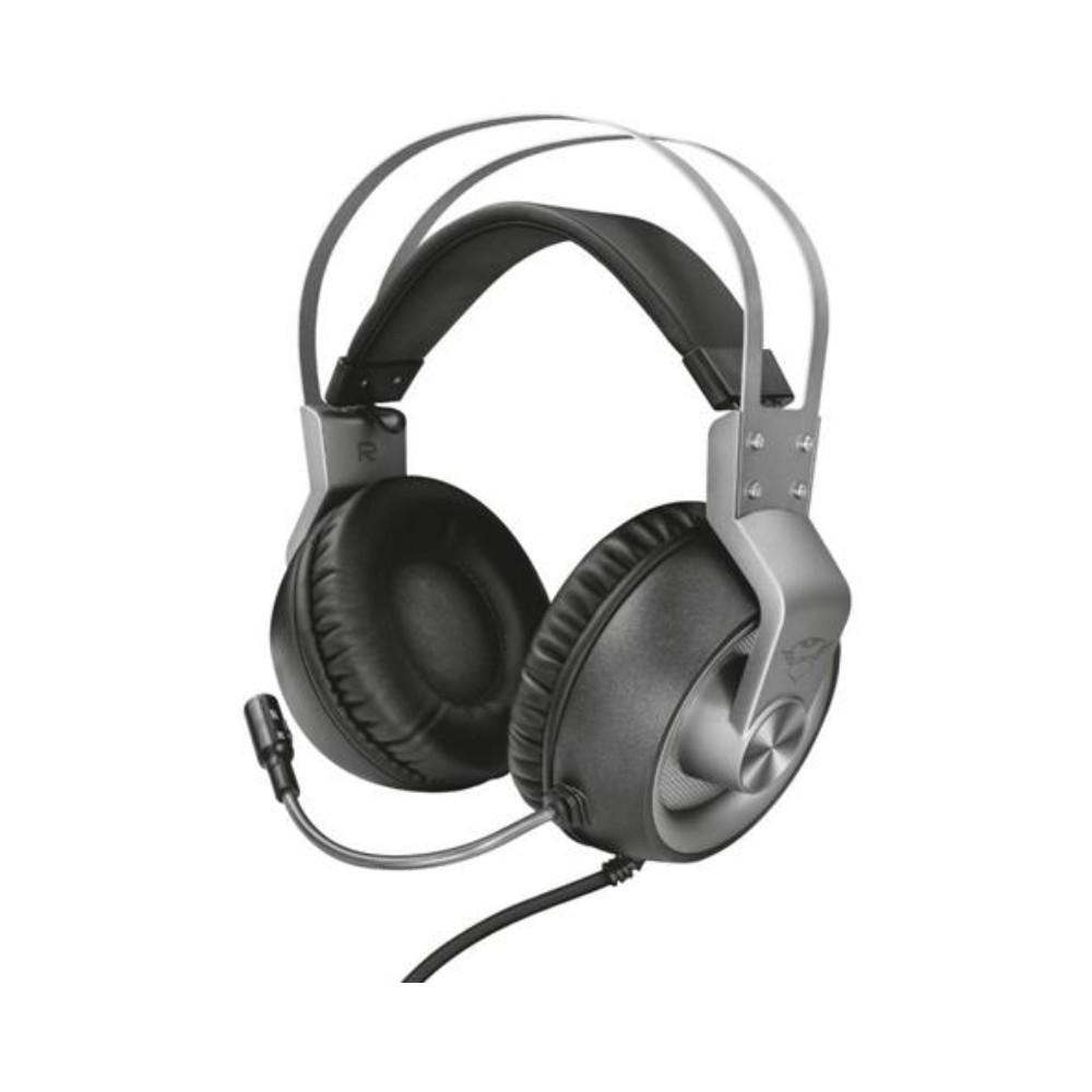 Headset Gamer Trust GXT 430 Ironn Estéreo 3,5mm