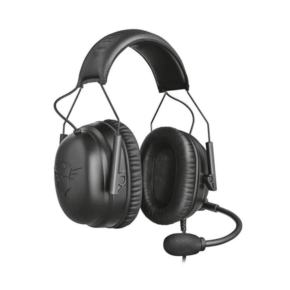 Headset Gamer Trust GXT 444 Wayman PRO E-Sports