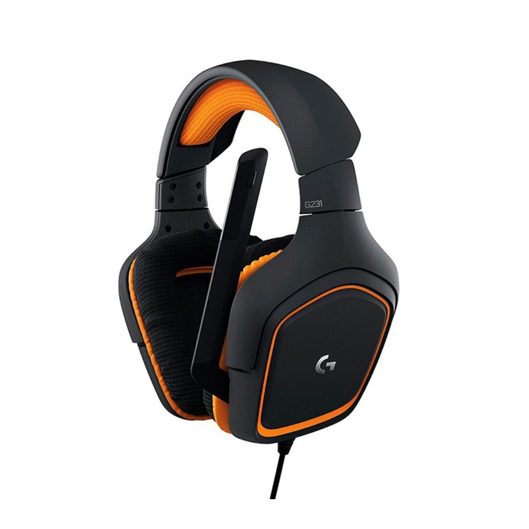 Headset Logitech Prodigy G231 - PC / PS4 / Xbox One