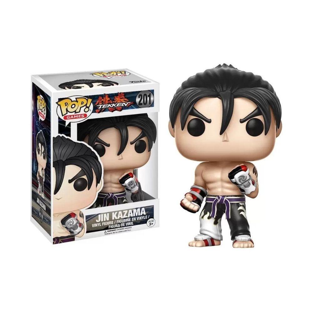 POP! Funko - Jin Kazama 201- Tekken