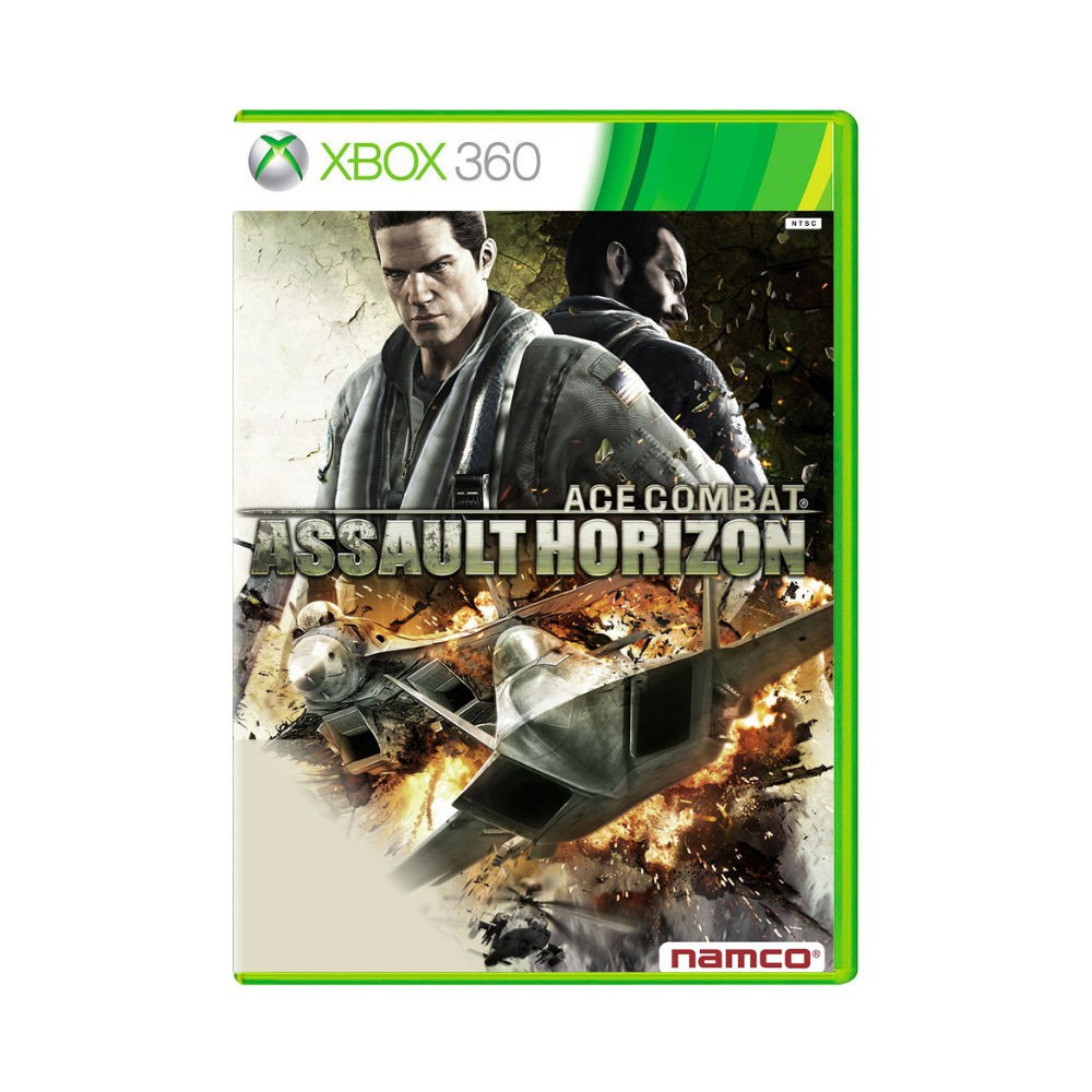 Jogo Ace Combat Assault Horizon - Xbox 360