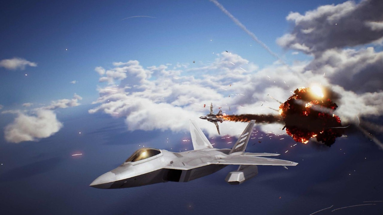 Jogo Ace Combat Skies Unknown - PS4