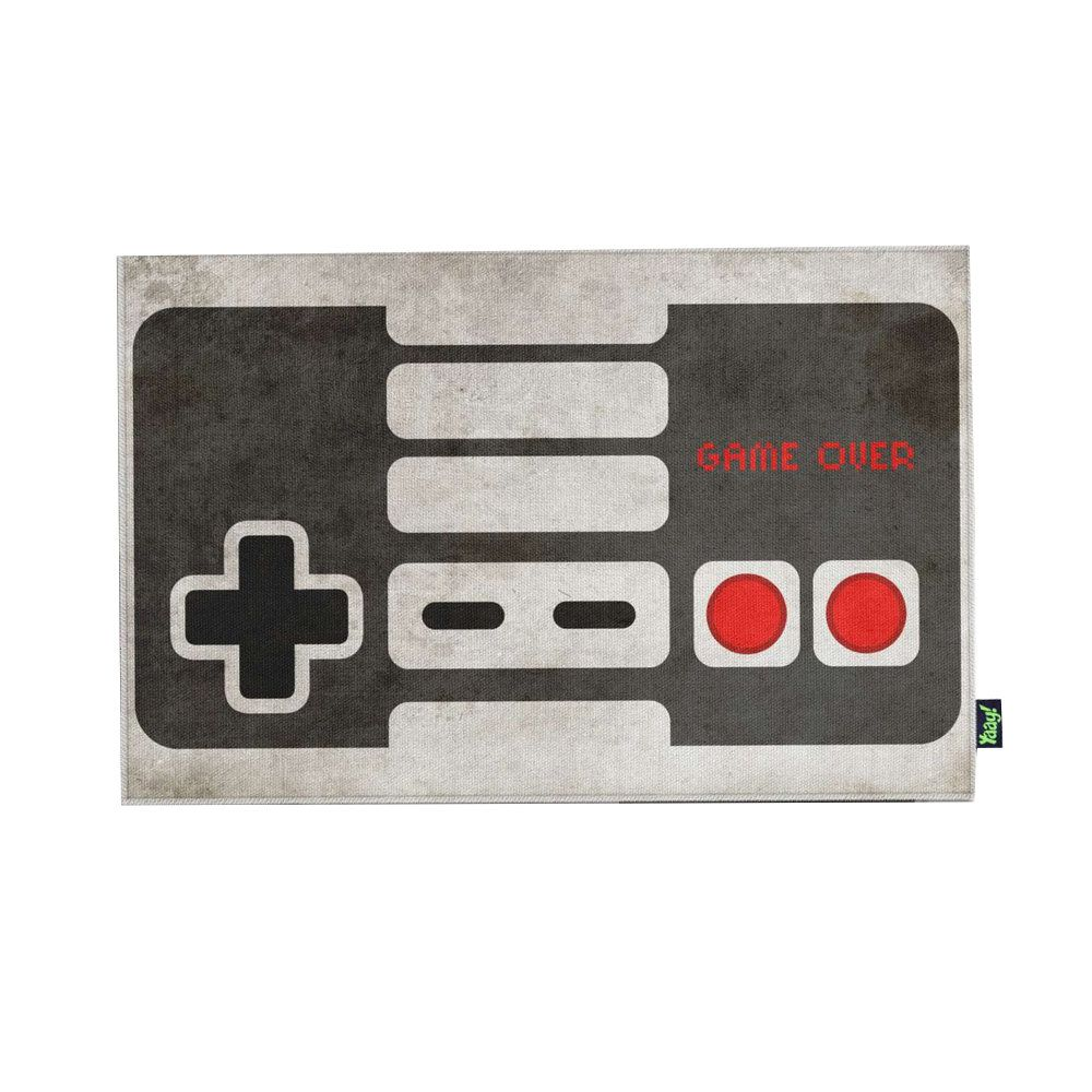 Jogo Americano Retrô Joystick - Nintendo - 44X28