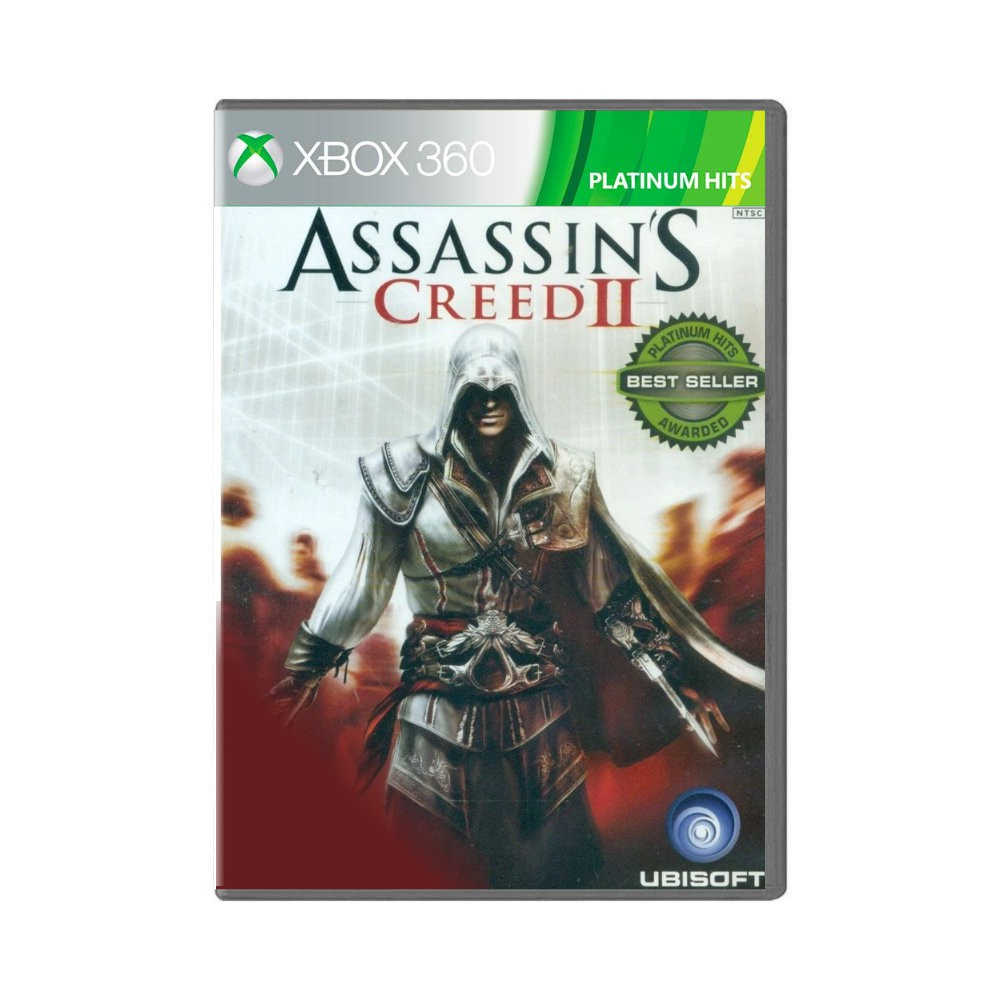 Jogo Assassin's Creed 2 Platinum Hits - Xbox 360