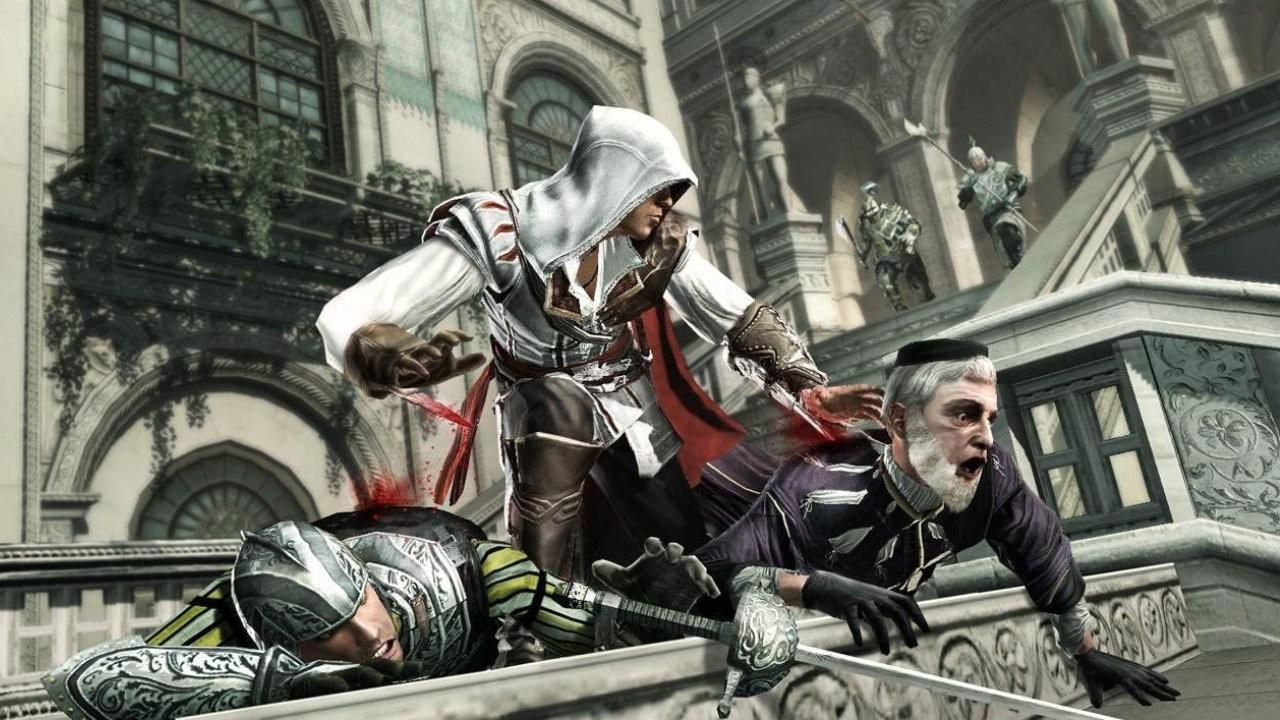 Jogo Assassin's Creed 2 - Xbox 360