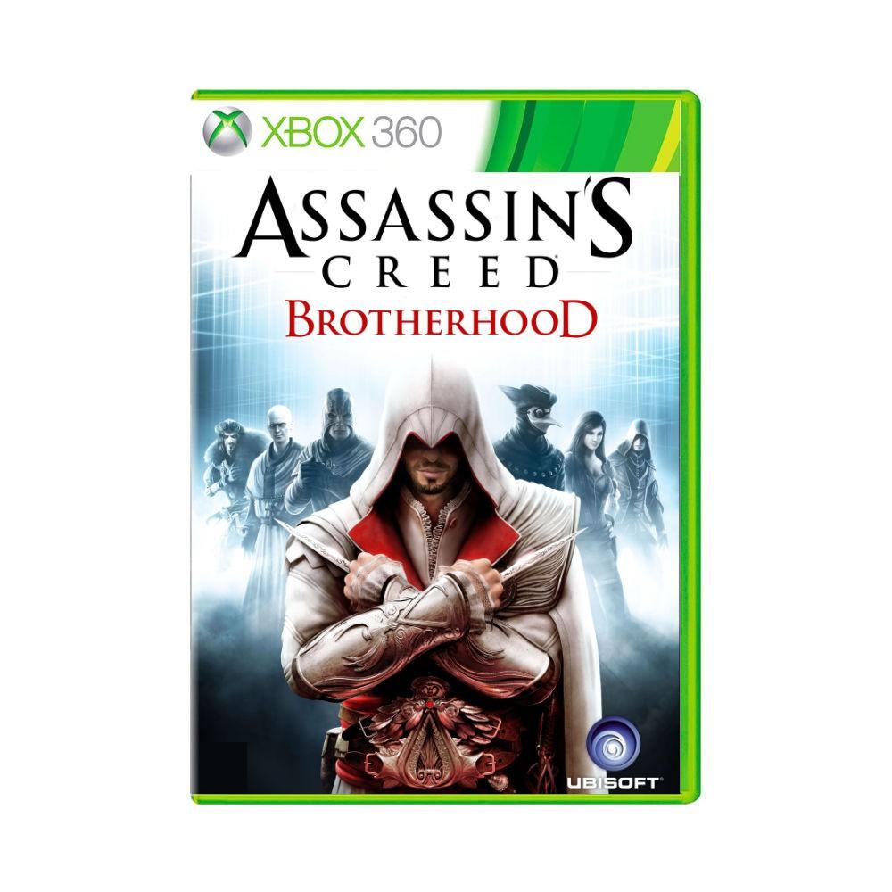 Jogo Assassin's Creed Brotherhood - Xbox 360