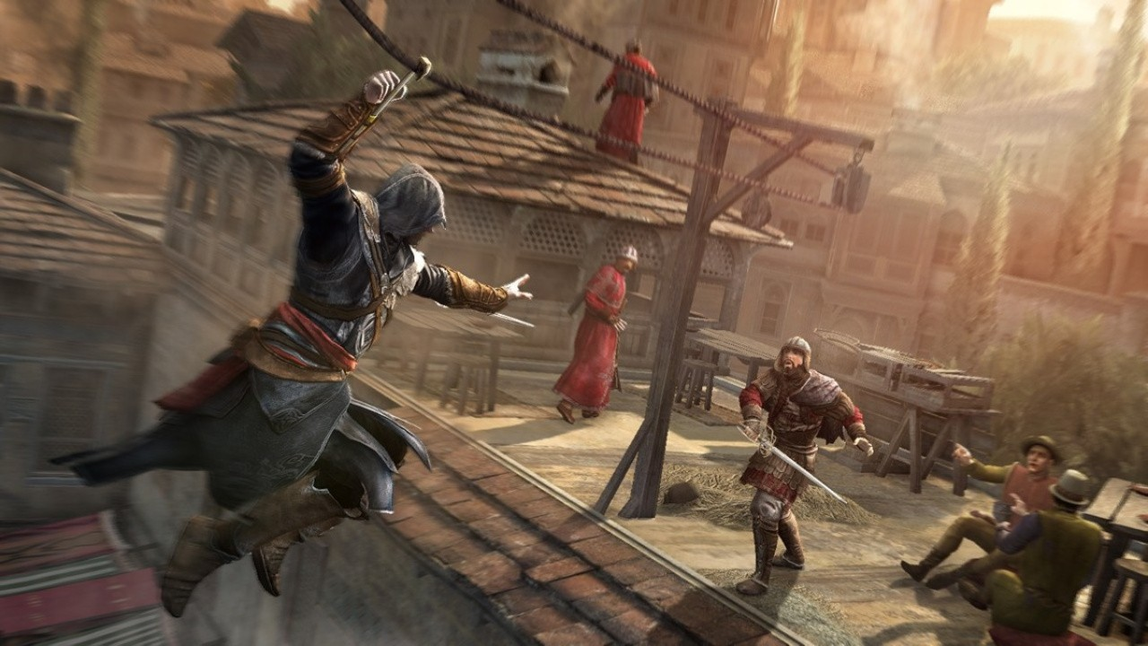 Jogo Assassin's Creed Ezio Trilogy - PS3