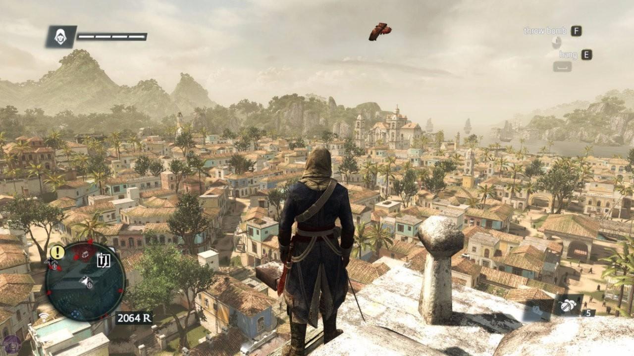 Jogo Assassin's Creed IV Black Flag - Xbox 360