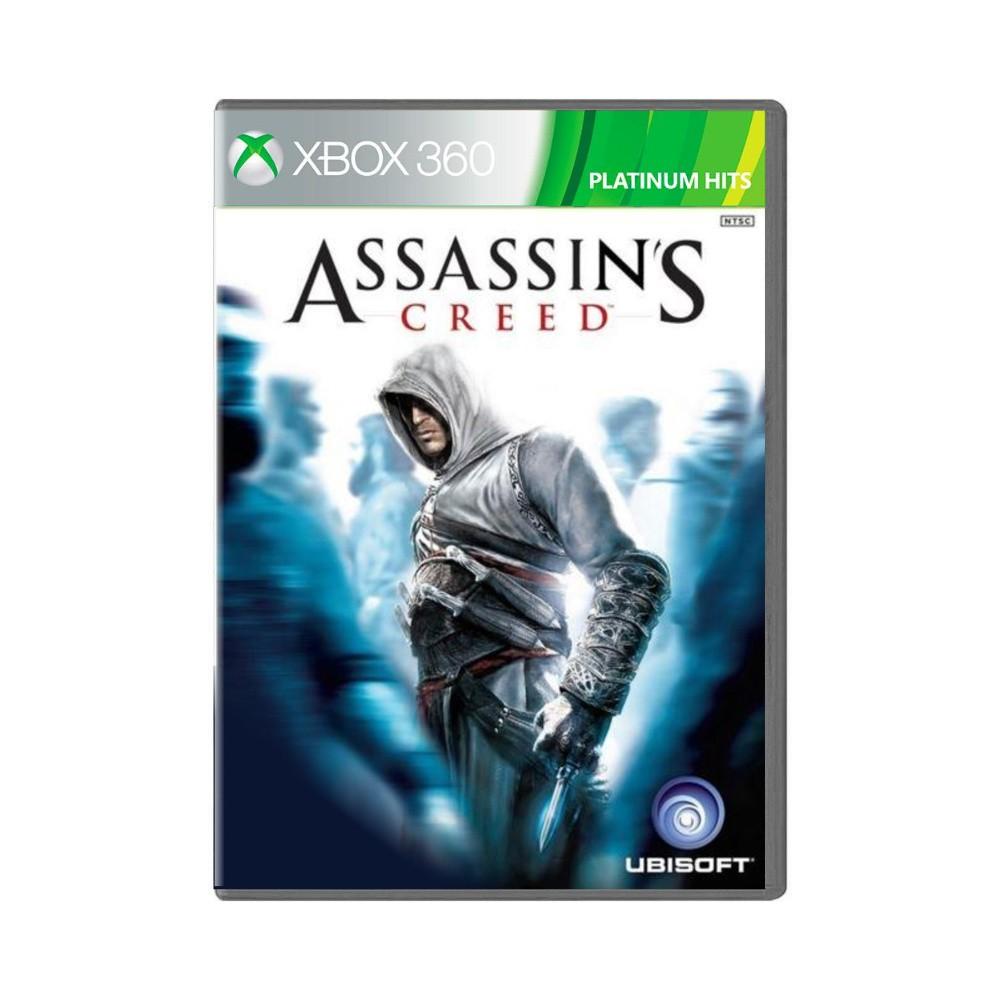 Jogo Assassin's Creed Platinum Hits - Xbox 360