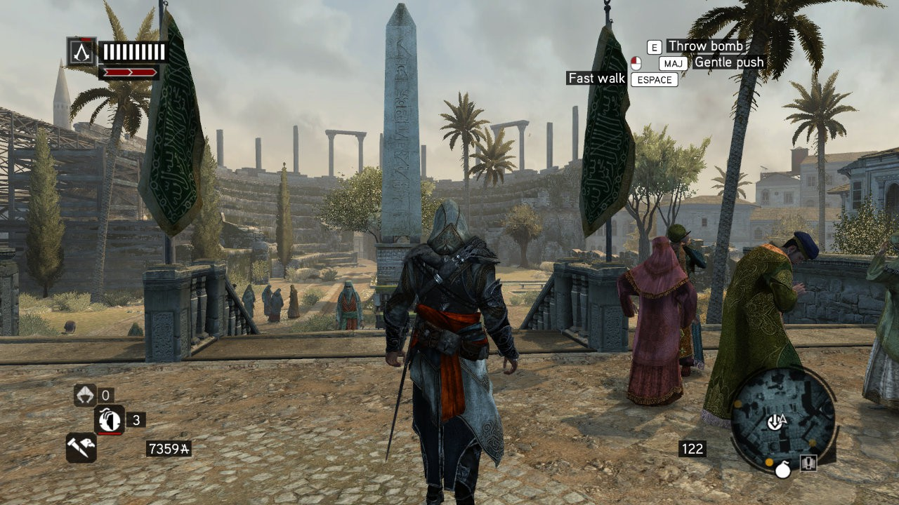 Jogo Assassin's Creed Revelations - Xbox 360