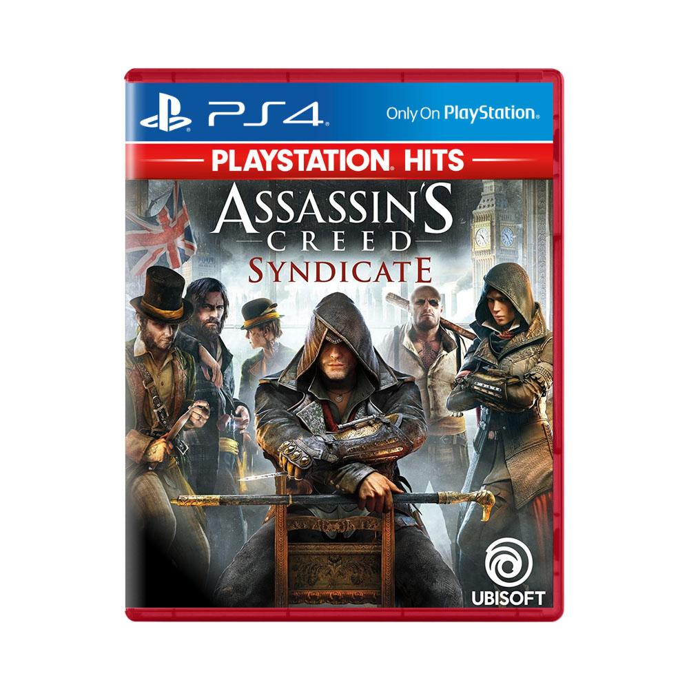 Jogo Assassin's Creed Syndicate Playstation Hits - PS4