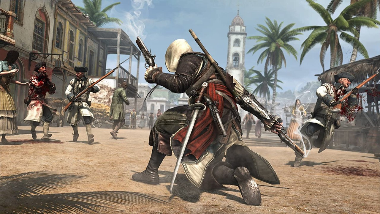Jogo Assassin's Creed The Americas Collection - Xbox 360